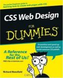 CSS Web Design For Dummies   (For Dummies (Computer/Tech))